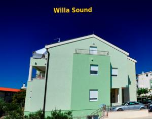Willa s basenem Chorwacja 2015 - Willa SOUND - Promajna